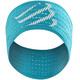 Compressport Headband On/Off Hoofdbedekking blauw